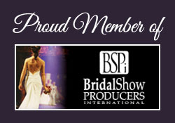 The Tulsa Wedding Show is a proud member of Bridal Show Producers International (BSPI)