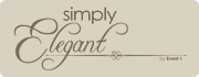 Simply Elegant by Event 1 Logo